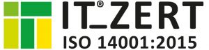itZert_14001 Facility Deutschland